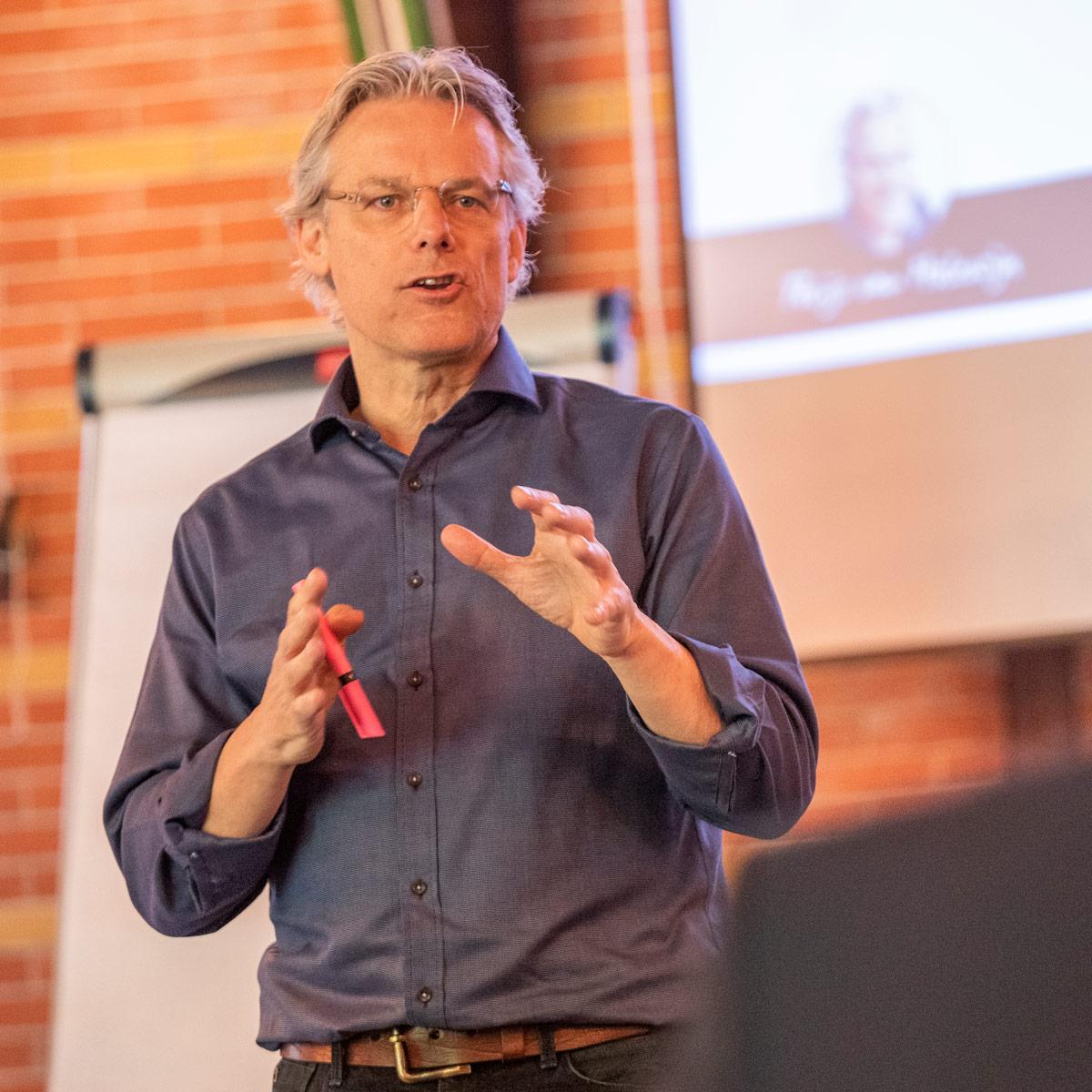 Thijs van Halewijn Business Coach Slim Schalen Online Marketing