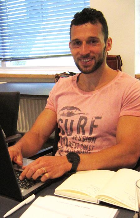 Victor Mooren - Deelnemer mailfunneldag