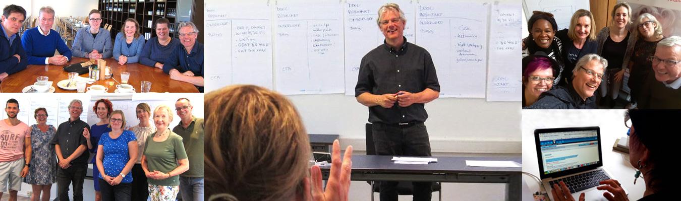 Mailfunnel Strategie- en Schrijfdag met Thijs van Halewijn
