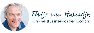Thijs van Halewijn | Online Businessgroei Coach